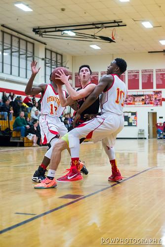 Stratford vs. Masuk - High School Basketball