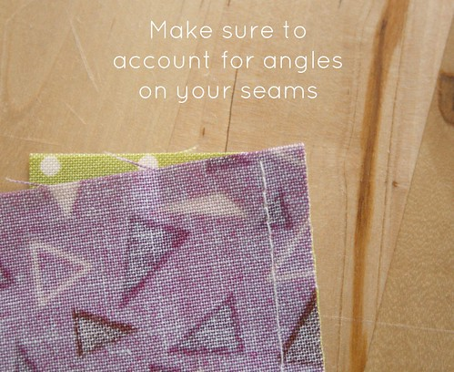 Wonky Stripes Tutorial