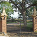 Small photo of The Gates of Brumby Hall, Scunthorpe
