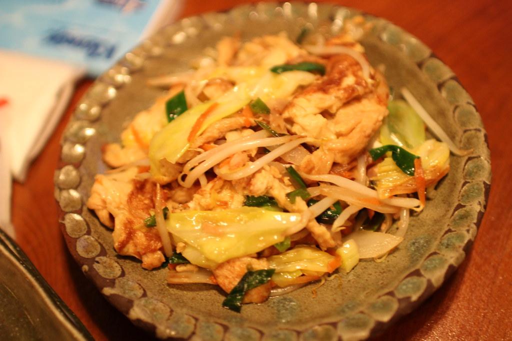 沖縄料理 琉央(リオ)_麩のチャンプル