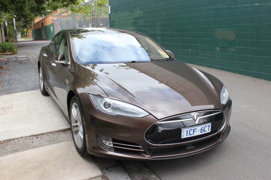 Tesla Model S 85 - Brown - Car Detailing Forum & Community ...