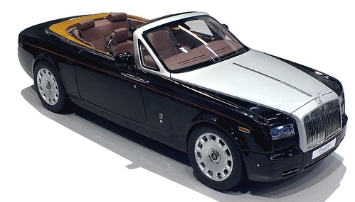 Kyosho RR Ghost drophead coupé