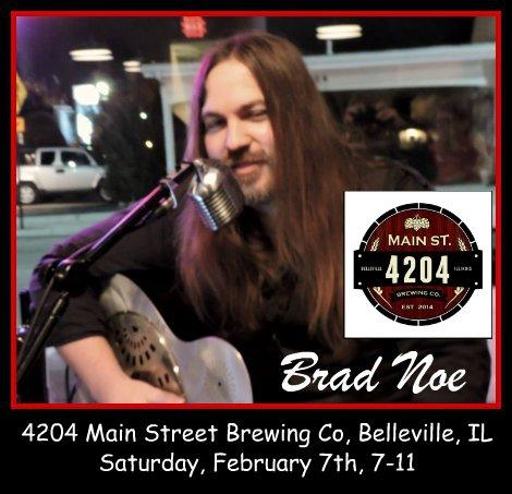 Brad Noe 2-7-15