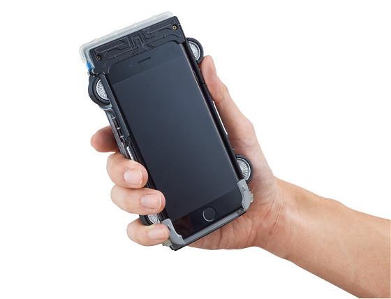 「我還以為見不到你了,博士!」CRAZY CASE 第五彈!《回到未來》時光車手機殼