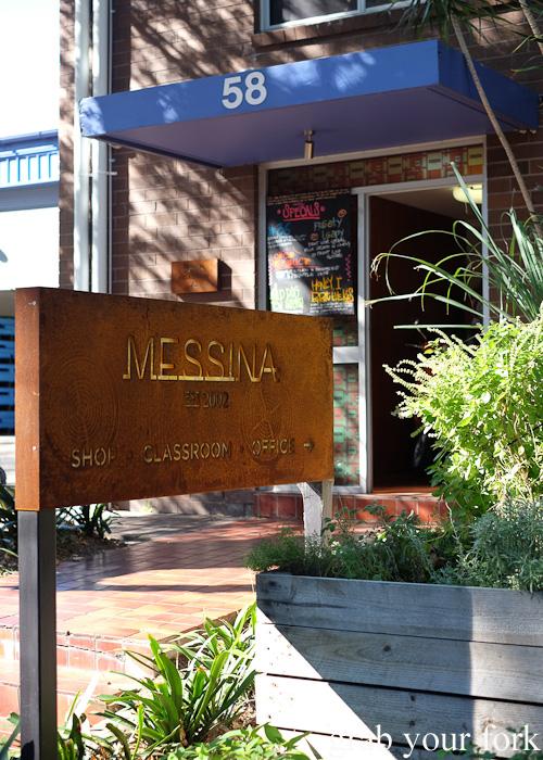 Gelato Messina HQ in Rosebery