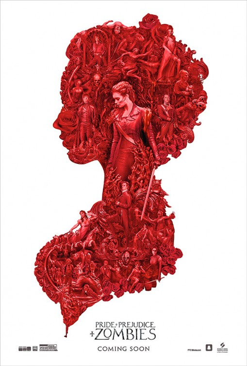 Pride and Prejudice and Zombies - Poster 13