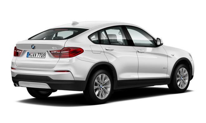 [新聞照片二] 全新BMW X4 xDrive20i
