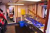 Wet Lab on the R/V Tiglax
