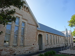 Kadina. The grand and large state primary school built in 1879 after the 1875 Education ACt.