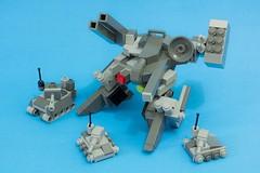 Heavy Artileri, Peace Keeper