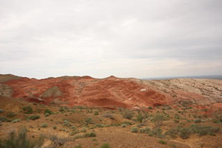 The Painted Hills of Altyn Emel