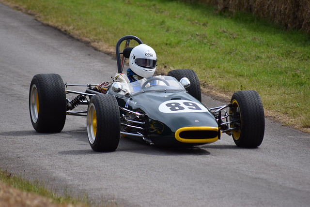 Cholmondeley Power and Speed 2016
