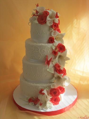 Cu TORT DE LUX sarbătoarea ta capătă culori frumoase !