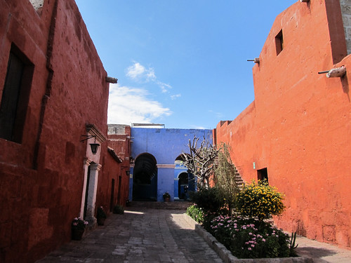 Arequipa: le Couvent Santa Catalina