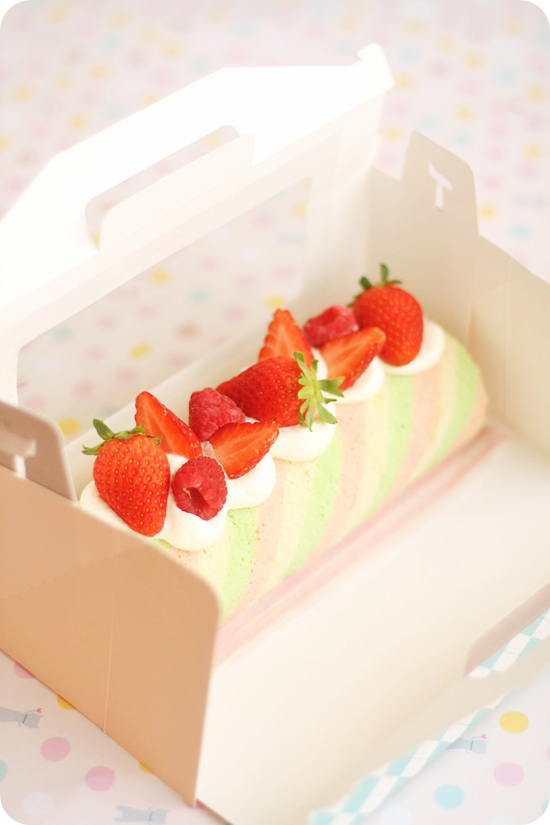 Mothers Day Cakes Window Box