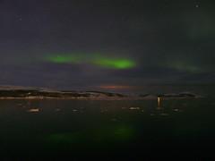 Aurores boréales à Kirkenes