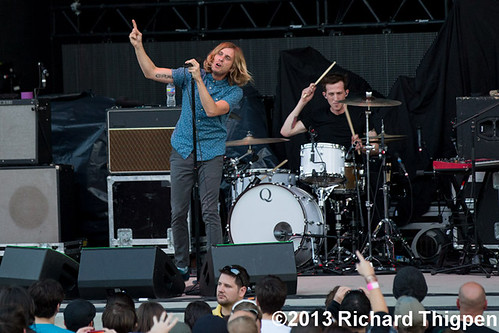 Awolnation - 05-08-13 - Time Warner Cable Uptown Amphitheatre, Charlotte, NC