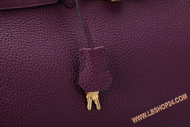 H35铂金荔纹紫色-3