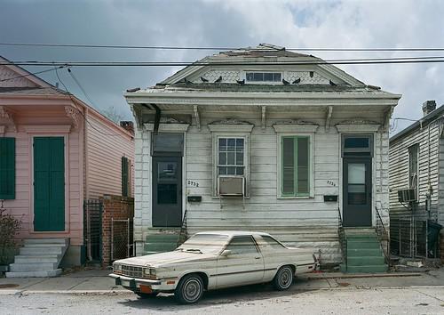 Robert Polidori, 2732 Orleans Avenue, New Orleans, 2005