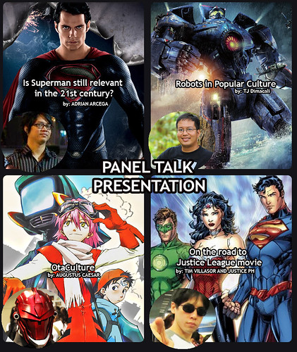 panel talk only