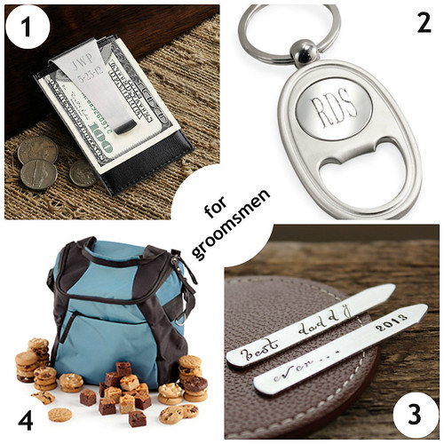 Mrs. Fields Secrets Groomsmen Gift Ideas