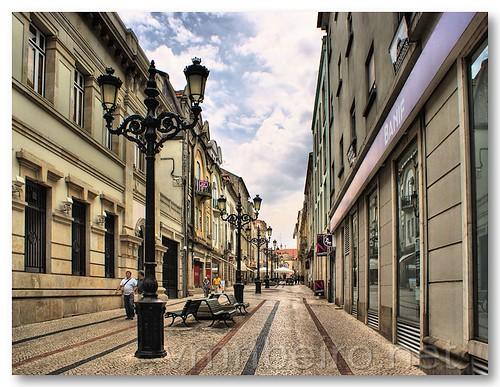 Rua de Viseu by VRfoto
