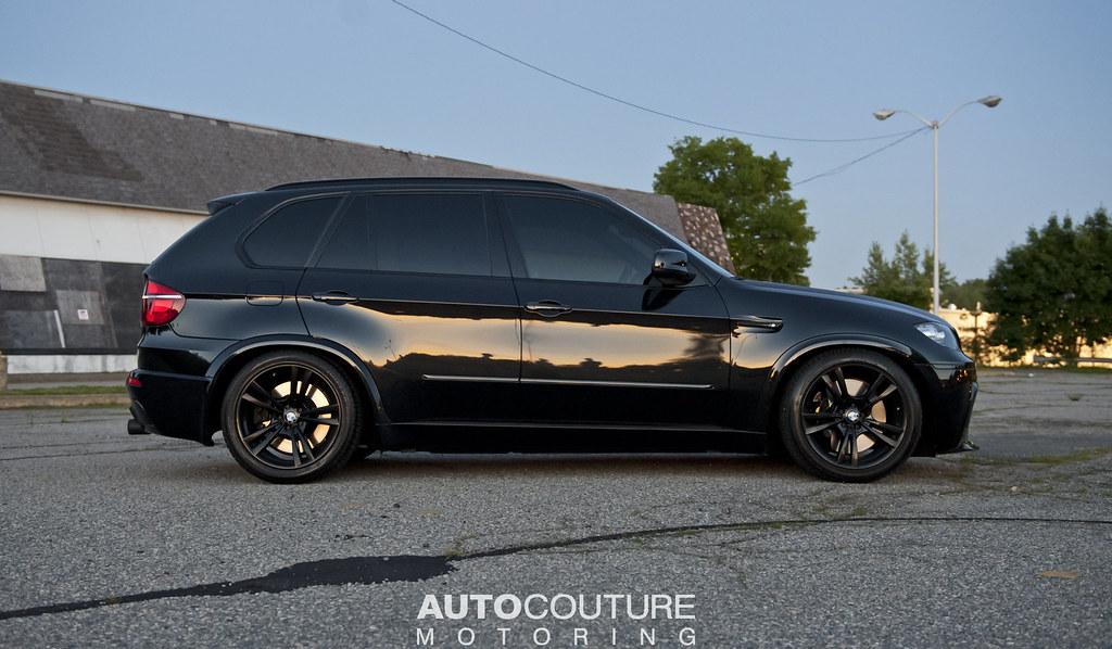 Triple Black Modded X5m E46fanatics