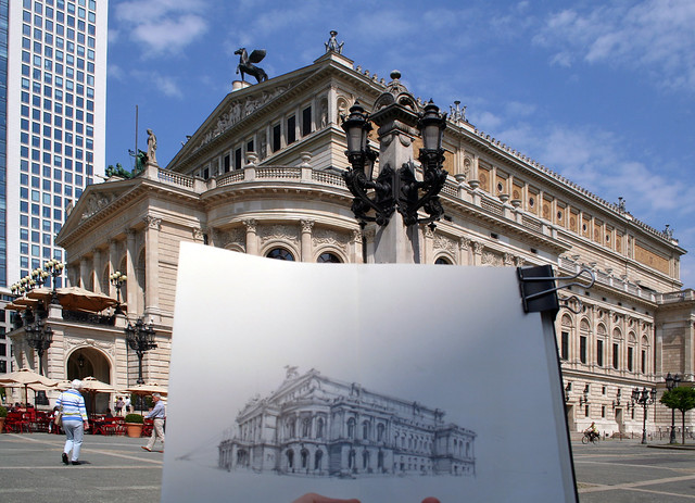 Location Alte Oper Frankfurt