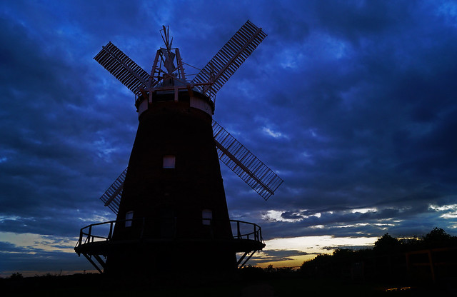 Thaxted Winmill by George Armstrong