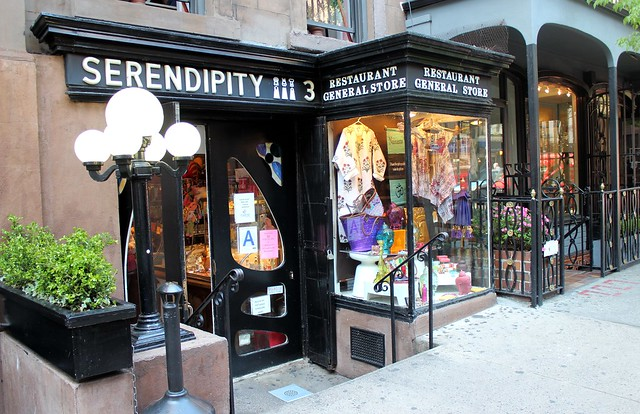 Serendipity - New York - Sorvete de cine