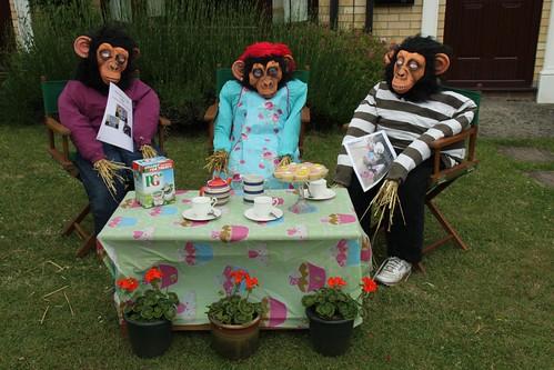 Fornham All Saints Scarecrow Festival 2013