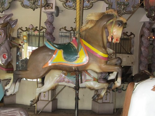 Forest Park Carousel - Beautiful Horse