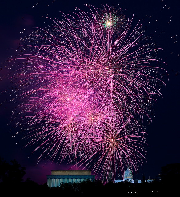 4th Of July Washington DC