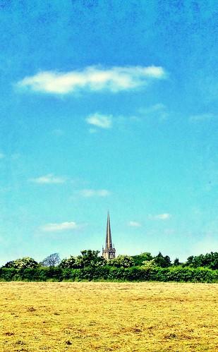 Spire of Tetbury