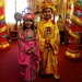 Playing dress up at Bao Dai's Palace