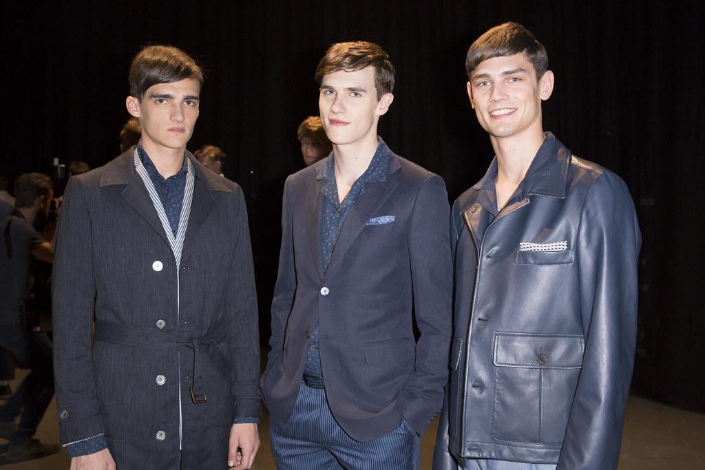 SS14 Milan Canali109_Elliot Vulliod, Luka Badnjar, Arthur Gosse(fashionising.com)