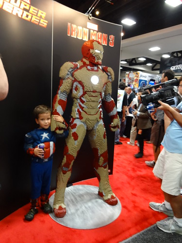 SDCC 2013 Preview Night