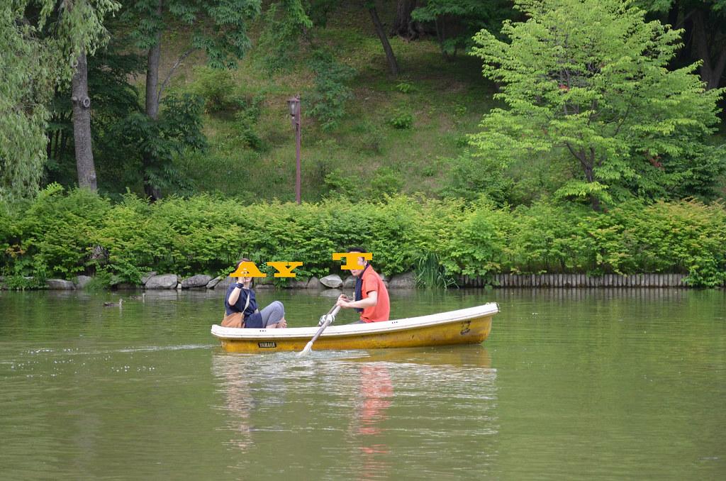 ボート。2