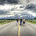 On the Road to Tetons by cseward