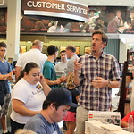 Barnes & Noble LEGO Architecture Event
