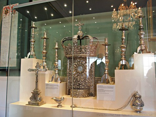 Waterford Church Relics