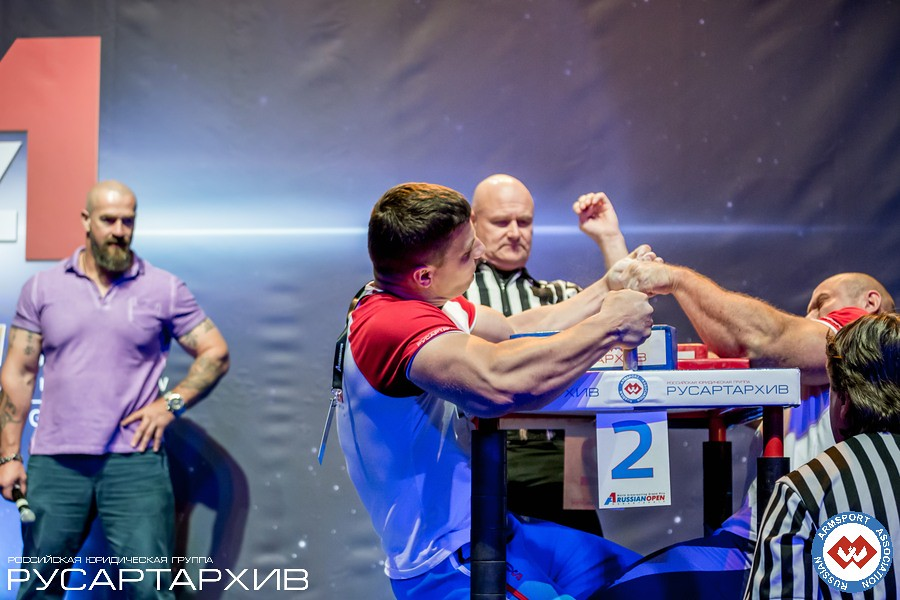 Dzambolat Tsoriev vs. Alexey Semerenko │ A1 RUSSIAN OPEN 2013, Photo Source: armsport-rus.ru