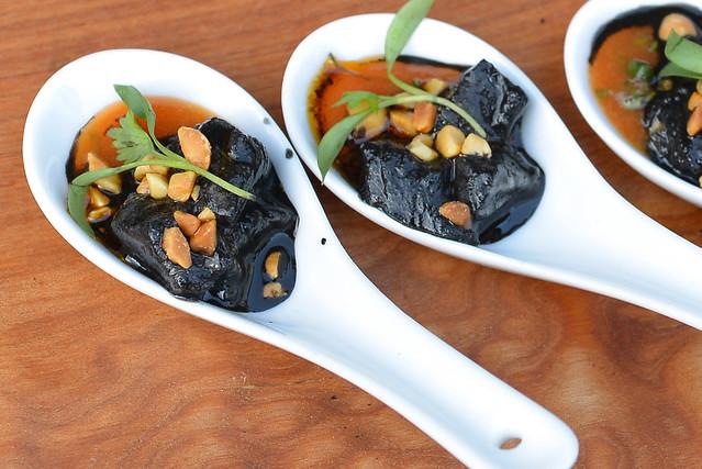 Petty Cash Taqueria ceviche negro