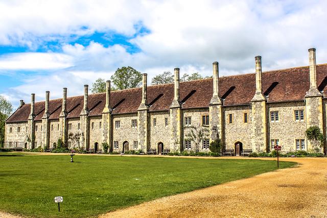 The Hospital of St Cross en Winchester