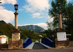 Quillan, pont Suzanne