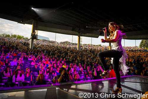 Cassadee Pope - 08-15-13 - Live & Loud Tour, DTE Energy Music Theatre, Clarkston, MI
