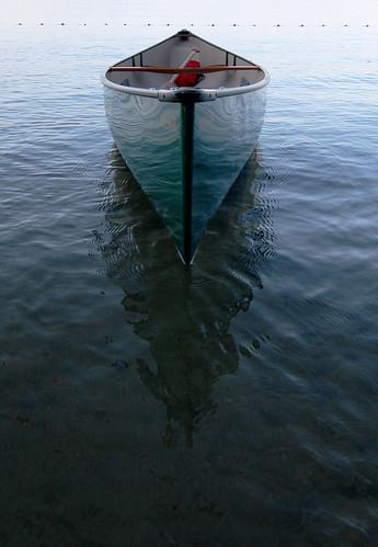 Nessie Adrift by Michael Mitchener