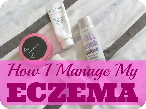 How I Manage My Eczema
