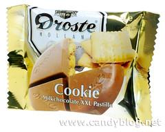Droste Cookie Milkchocolate XXL Pastille