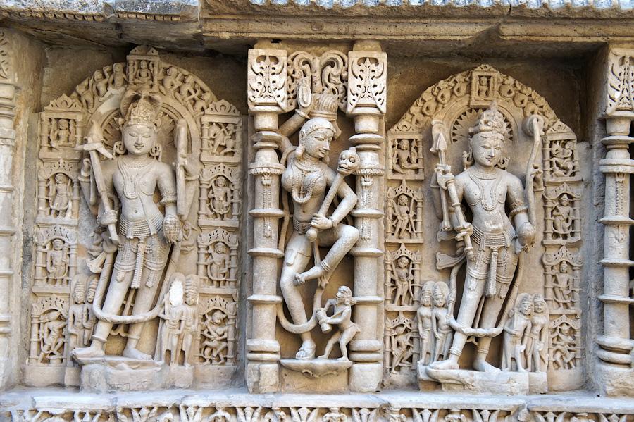 Рани Ки Вав, Патан © Kartzon Dream - авторские путешествия, авторские туры в Индию, тревел фото, тревел видео, фототуры